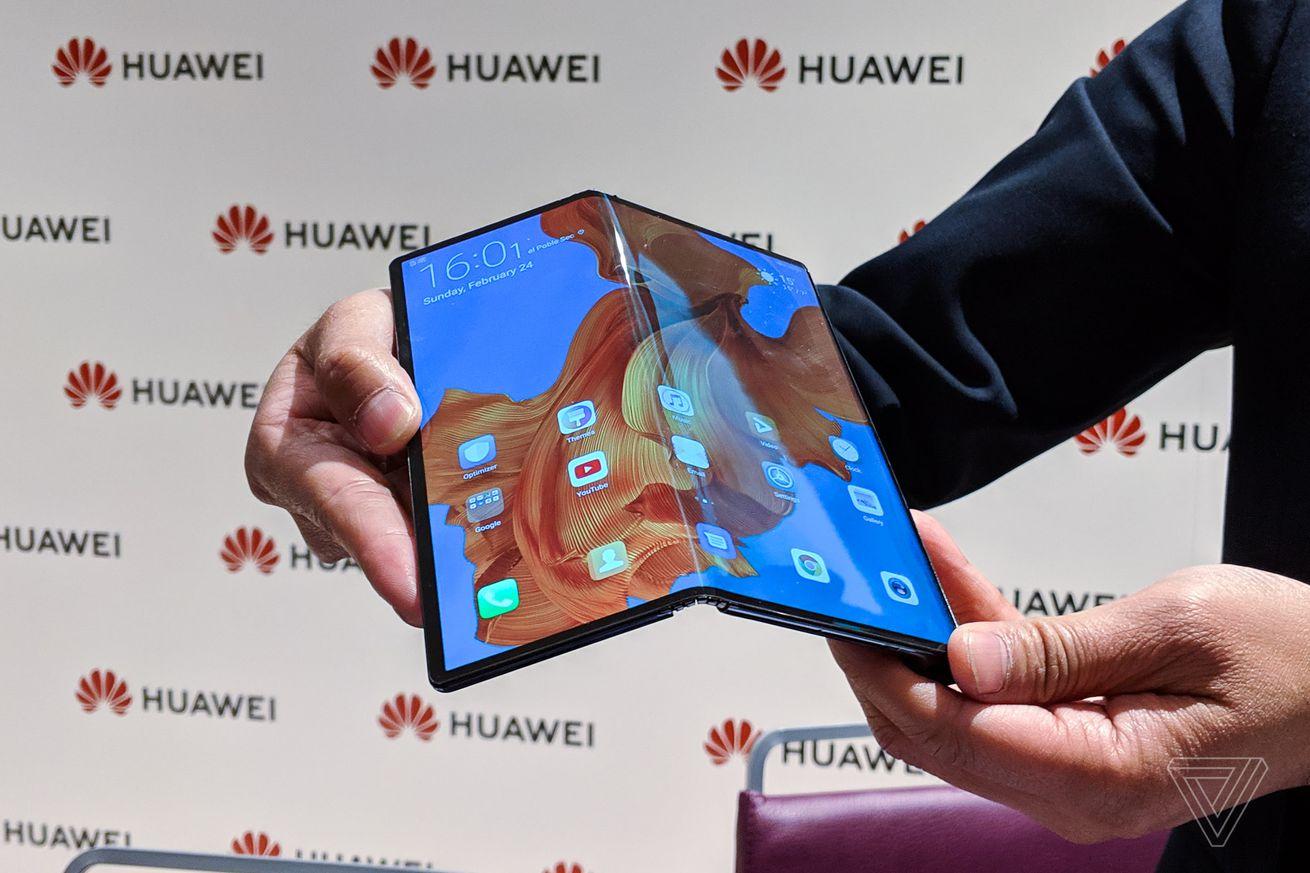 Huawei Mate X2 – новый взгляд на складные смартфоны